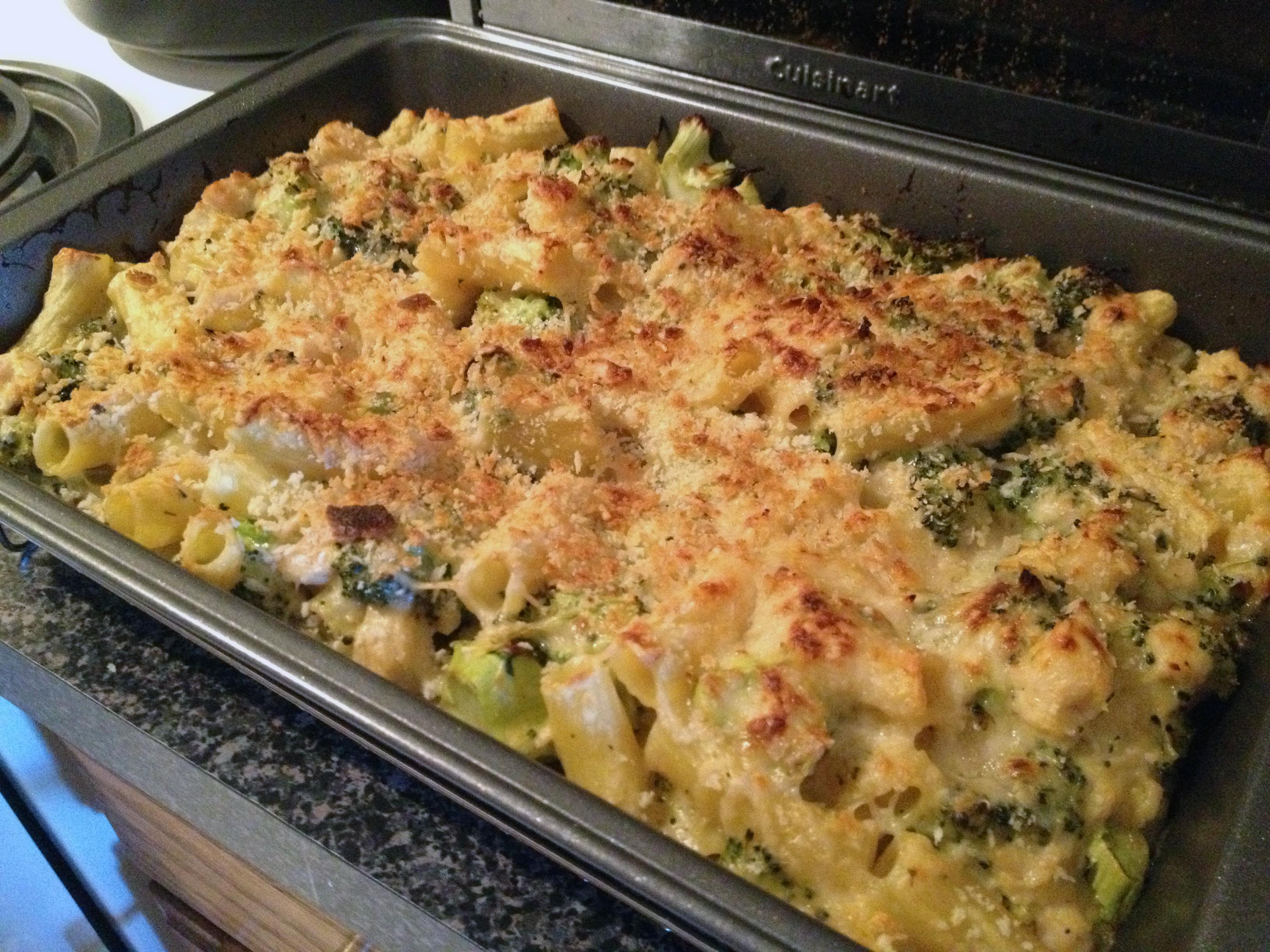Chicken And Broccoli Noodle Casserole Recipes — Dishmaps